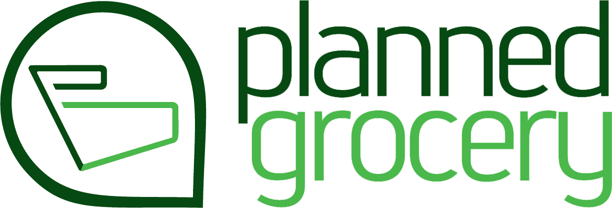 Planned Grocery Logo Text